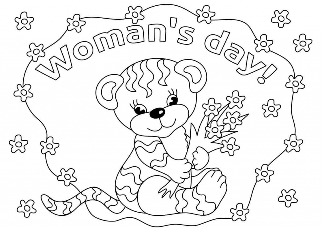Day And Night Coloring Page