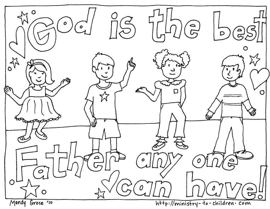 903x700 God Made Day And Night Coloring Page