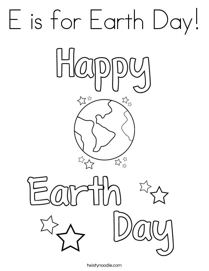 685x886 Earth Day Coloring Pages