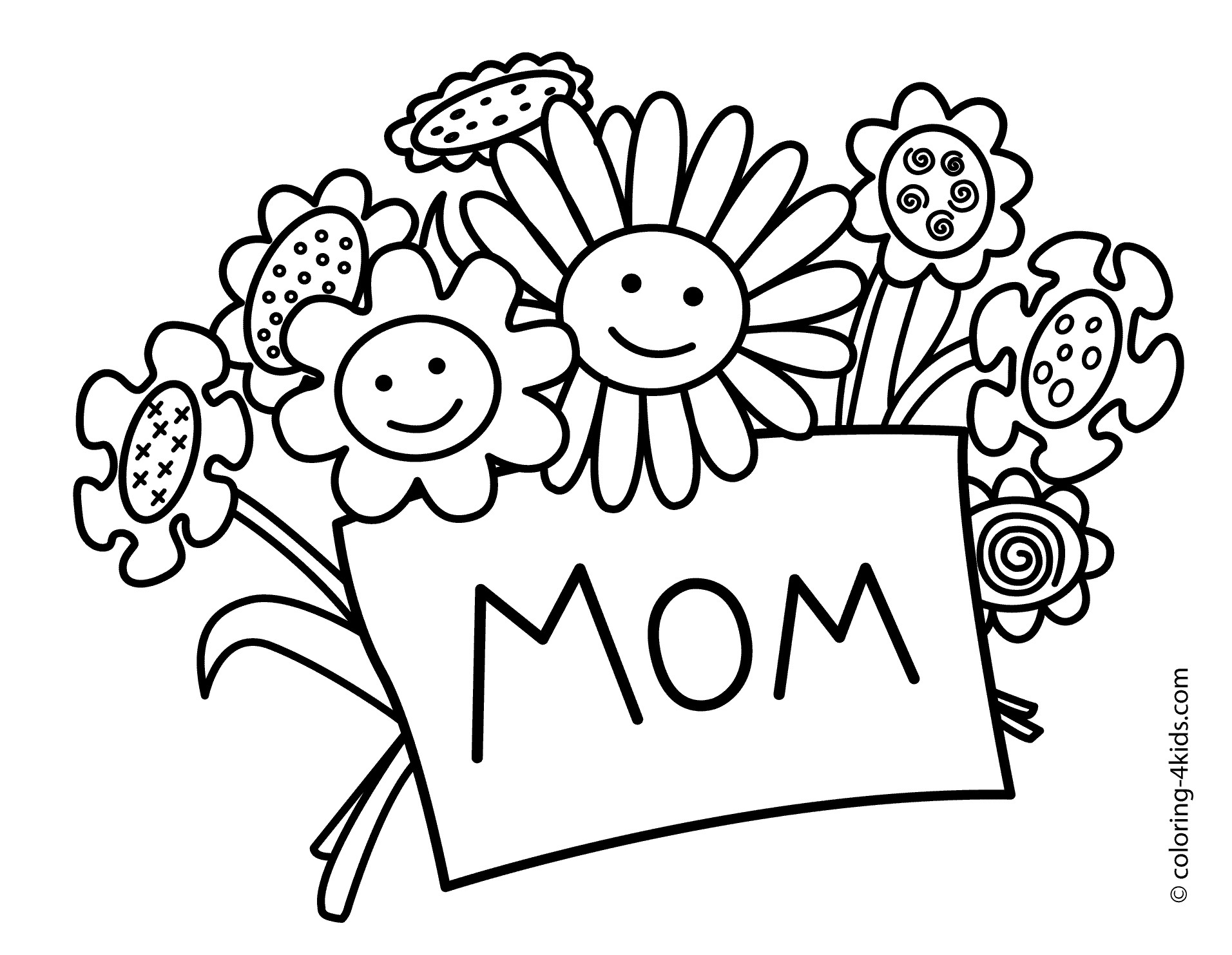 1912x1483 Mothers Day Coloring Day Pages Best Of Awesome Mother Day Color