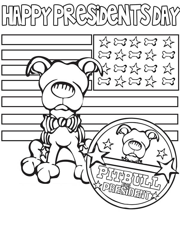 600x750 Presidents Day Coloring Pages