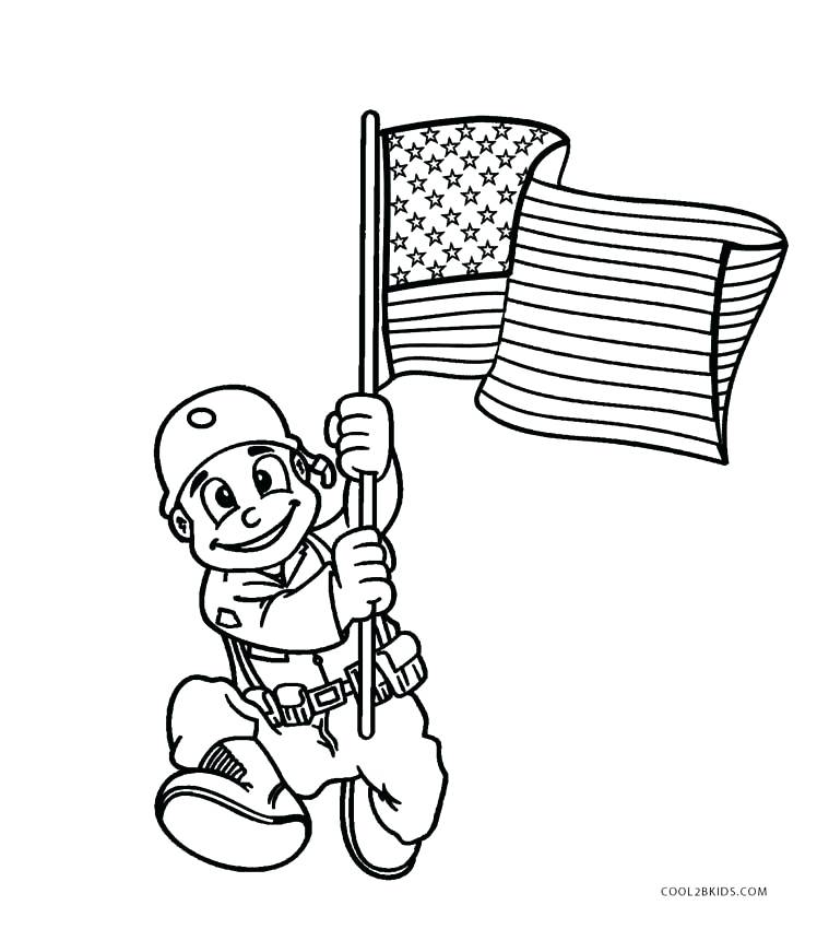 748x850 Veterans Day Coloring Sheet Free Printable Veterans Day Coloring