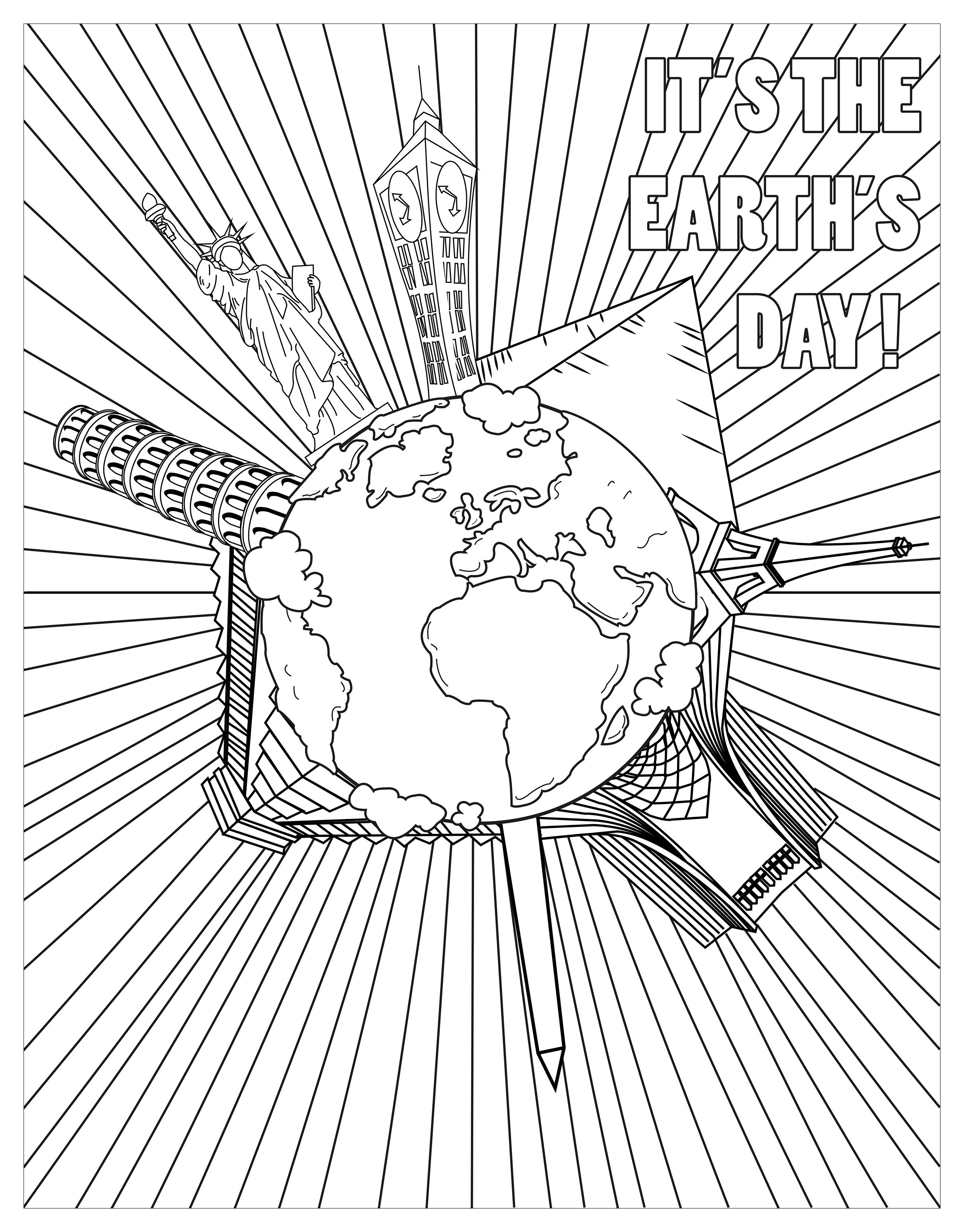 2418x3091 Earth Day