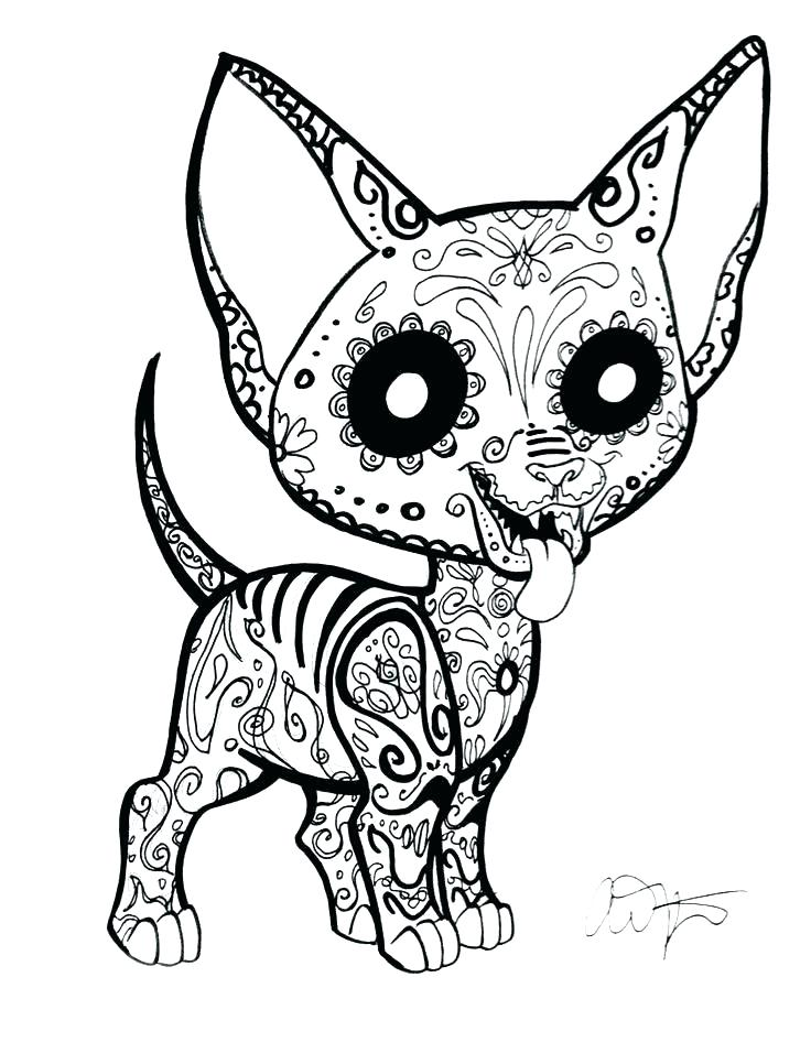 Day Of The Dead Coloring Pages at GetDrawings.com | Free for ...