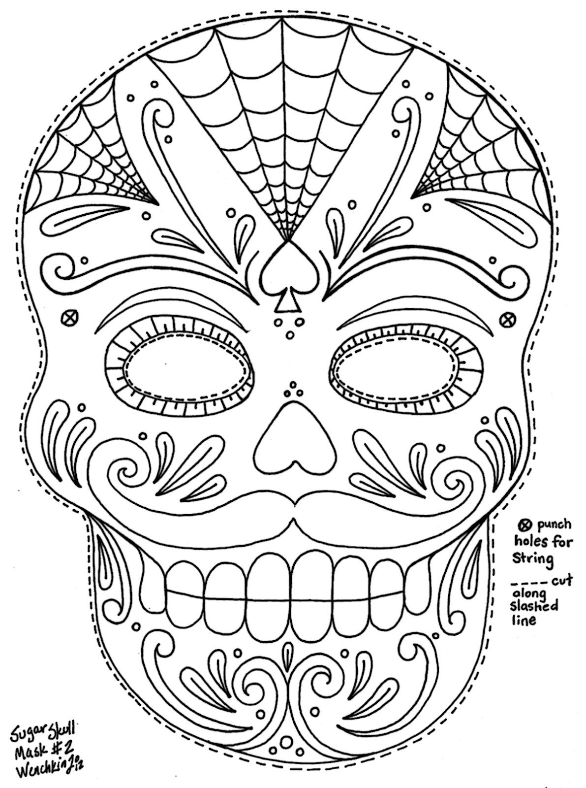 1191x1600 Yucca Flats, N M Wenchkin's Coloring Pages