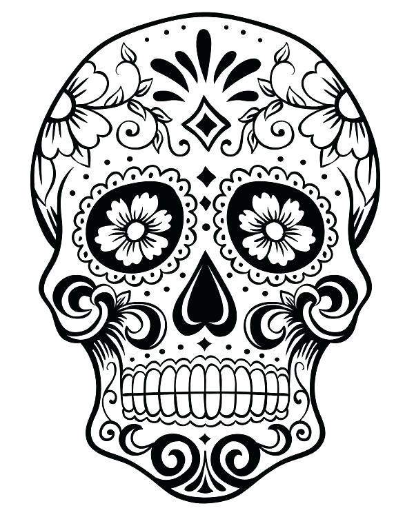 600x750 Dia De Los Muertos Coloring Pages Coloring Pages Dia De Los