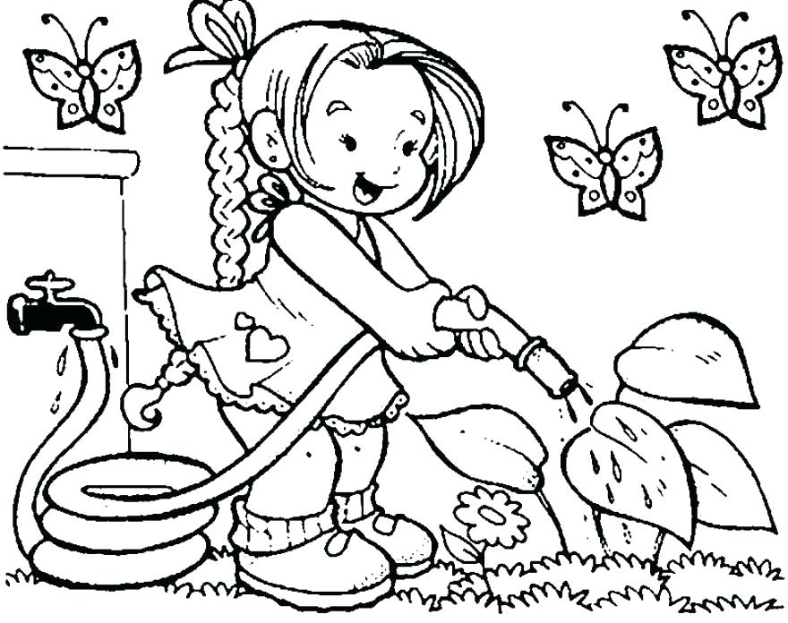 880x696 Child Coloring Page Child Coloring Pages Color Pages For Kids