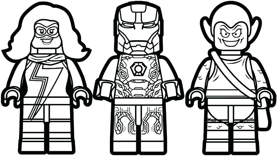 960x540 Super Heroes Coloring Pages Super Heroes Coloring Pages