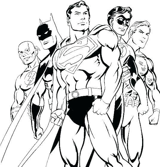 536x559 Dc Coloring Pages Dc Coloring Pages Superheroes Coloring Dc Comics