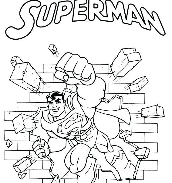 567x600 Dc Super Friends Coloring Pages Download Super Friends Coloring