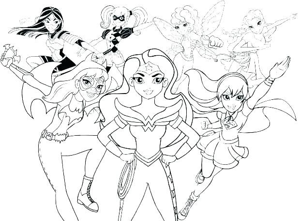 618x456 Lego Dc Superheroes Coloring Pages Deepart