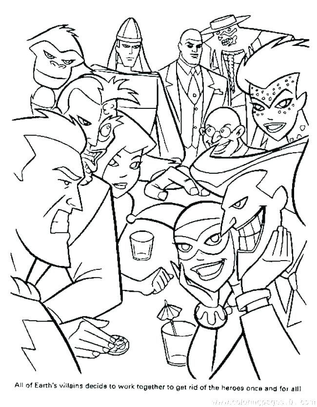 650x834 Lego Dc Superheroes Coloring Pages