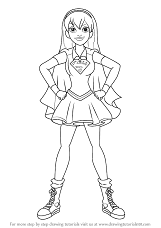 322x456 Image Result For Dc Super Hero Girls Coloring Pages D C Girls