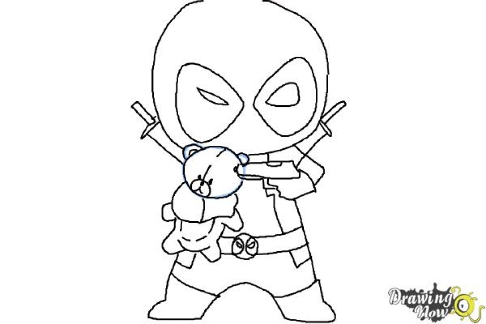960x640 Get This Deadpool Coloring Pages Free Printable !