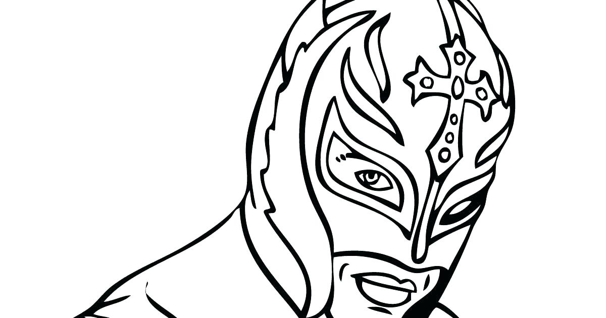 1200x630 Wwe Coloring Sheets Coloring Pages Mask Instant Knowledge Sheet