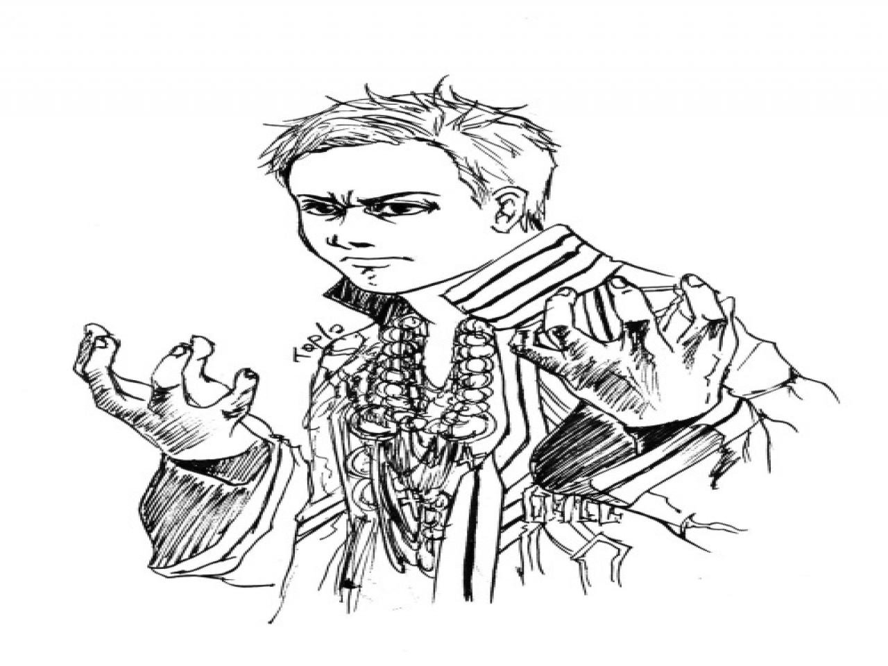 1280x960 Wwe Dean Ambrose Coloring Pages Project Drawing Seth Rollins