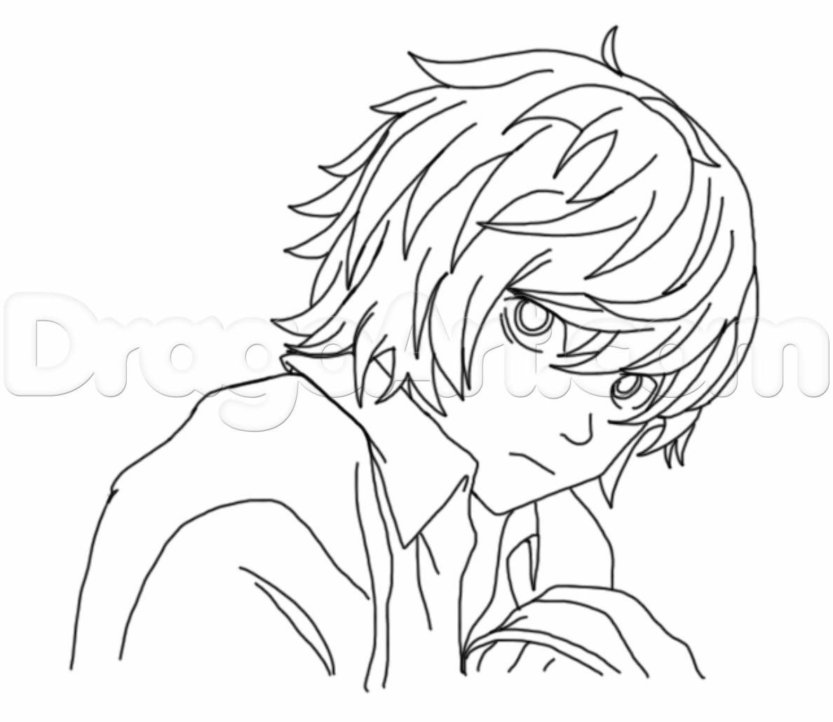 1188x1029 Coloring Death Note Coloring Pages
