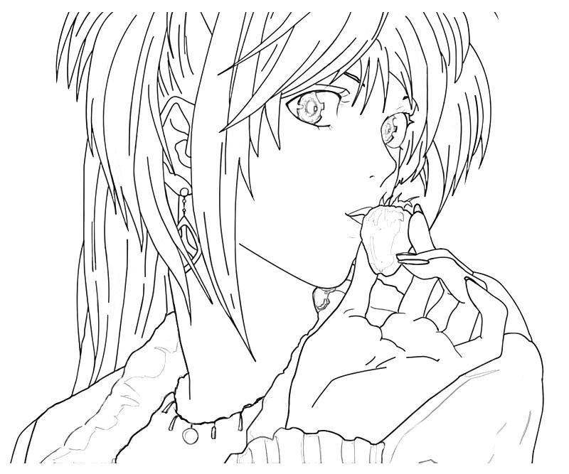 800x667 Death Note Misa Amane Character Temtodasas