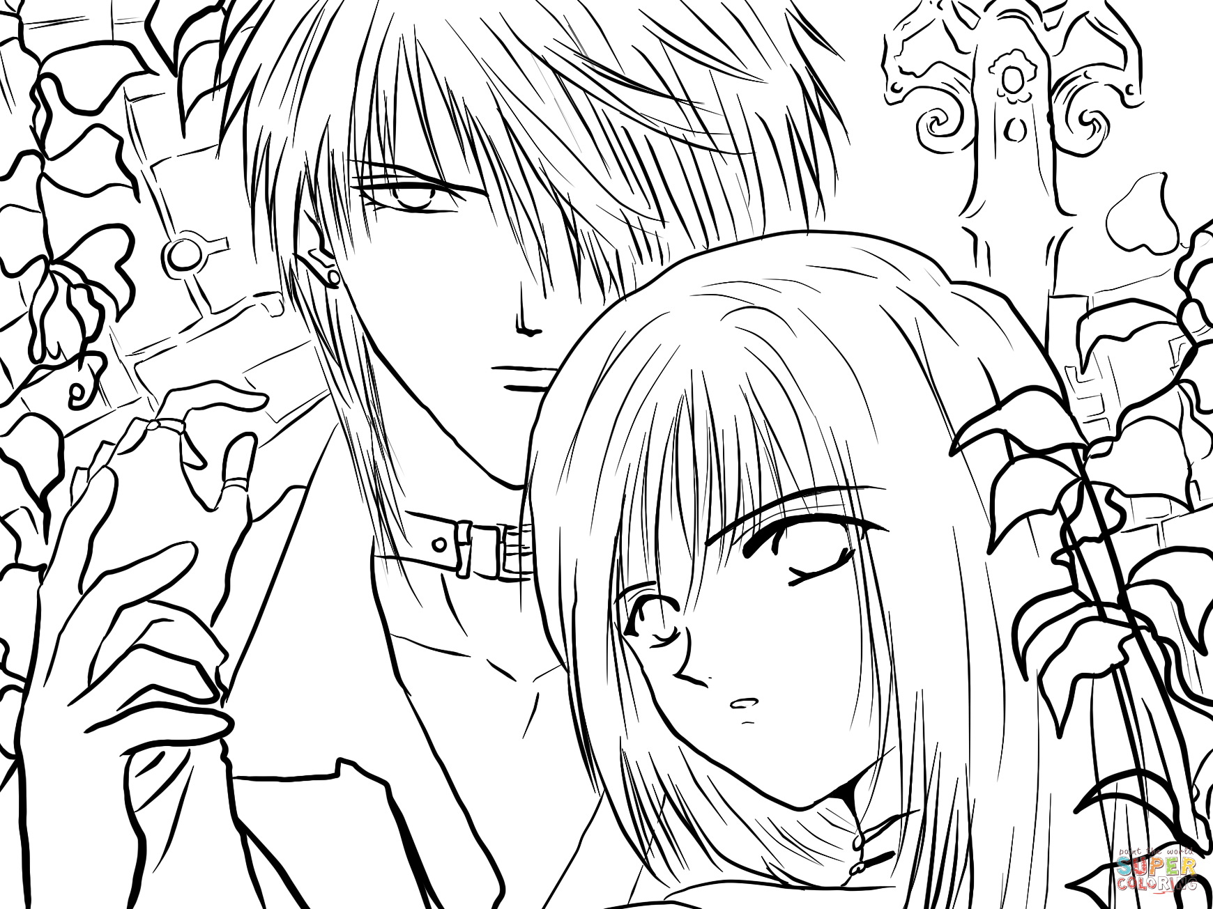 1740x1305 Death Note Coloring Pages Umcubed Fairy Tail Death Note Death Note