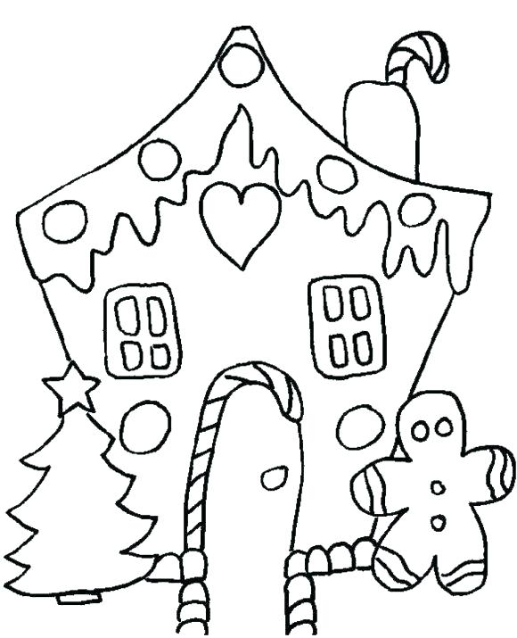 December Holiday Coloring Pages At Getdrawings Com Free For