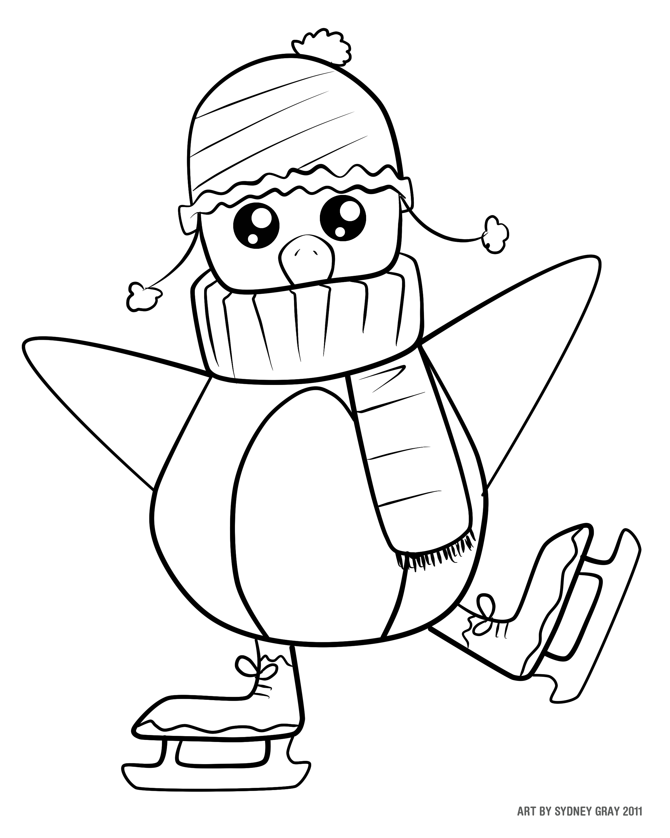 2304x2880 December Coloring Pages Printable In Funny Page Photo