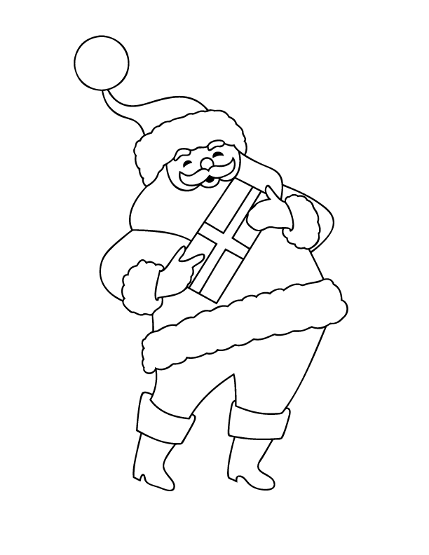 612x792 December Holiday Coloring Pages Make And Takes