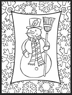 244x320 A Crowe's Gathering Here Is A New Holiday Free Coloring Page