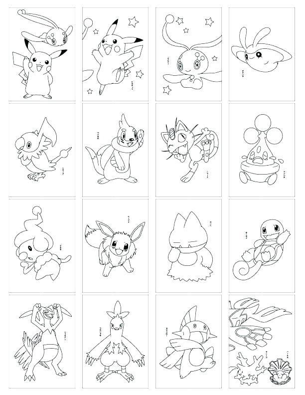 612x792 Card Coloring Pages Cards Coloring Pages Card Print Rare Pokemon
