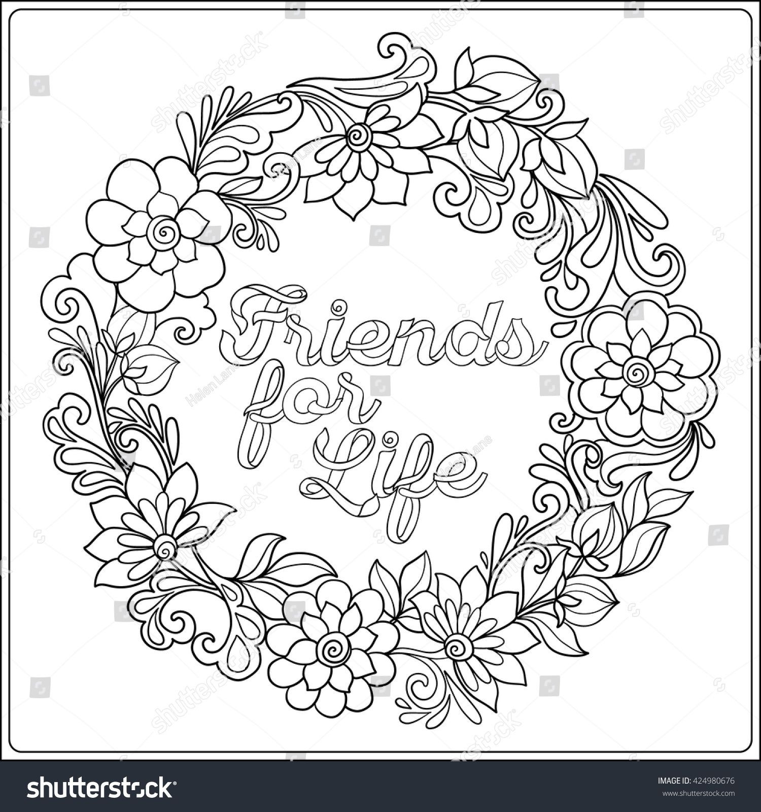 1500x1600 Coloring Pages For Adults Messages Coloring Page With Message