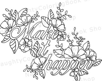 340x270 Laugh Printable Gift Coloring Pageadult Coloring Pages