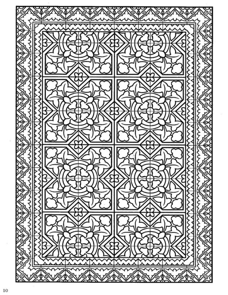 736x952 Best Color Pages, Stencils, Templates, Patterns Images