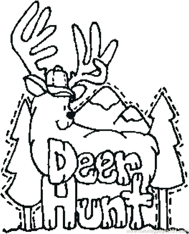 650x806 Deer Coloring Page My Deer Coloring Page Cute Baby Deer Coloring