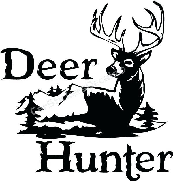 600x627 Deer Hunting Coloring Pages Deer Hunting Symbols Deer Hunting