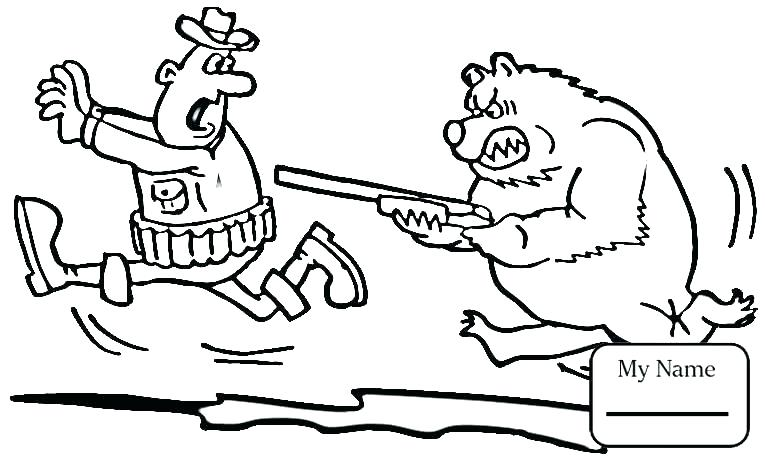 765x460 Deer Hunting Coloring Pages Fluffysavages Club