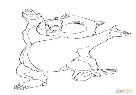 476x333 Wombat Coloring Page Wombat Coloring Page Wombat Coloring Page
