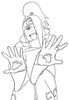 236x341 Coloriage Naruto Naruto