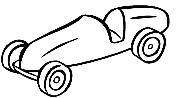 736x397 Demolition Derby Car Coloring Pages Pinewood Race Cars Wiring