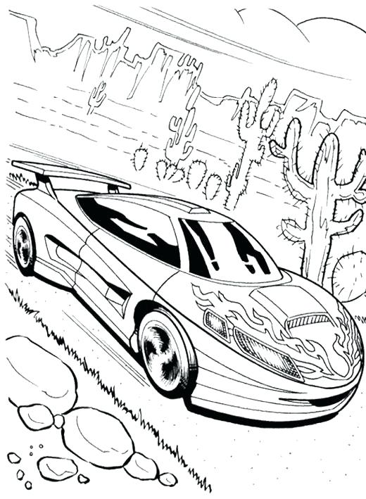 520x709 Derby Car Coloring Pages Derby Car Coloring Pages Derby Car