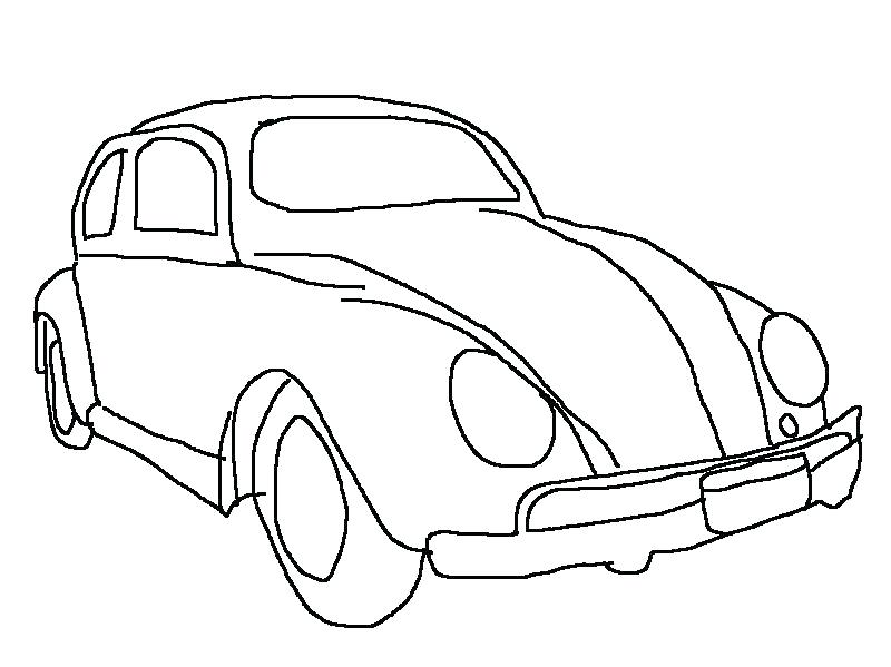 800x599 Derby Car Coloring Pages