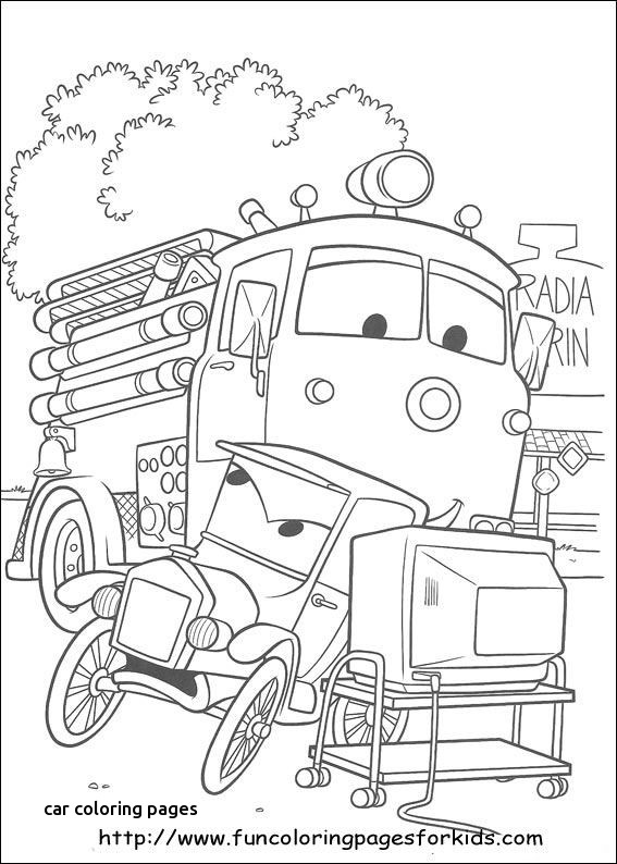 567x794 Car Coloring Pages