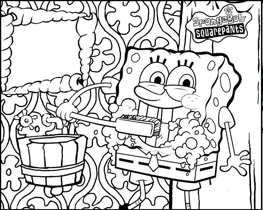 900x720 Dental Coloring Sheets