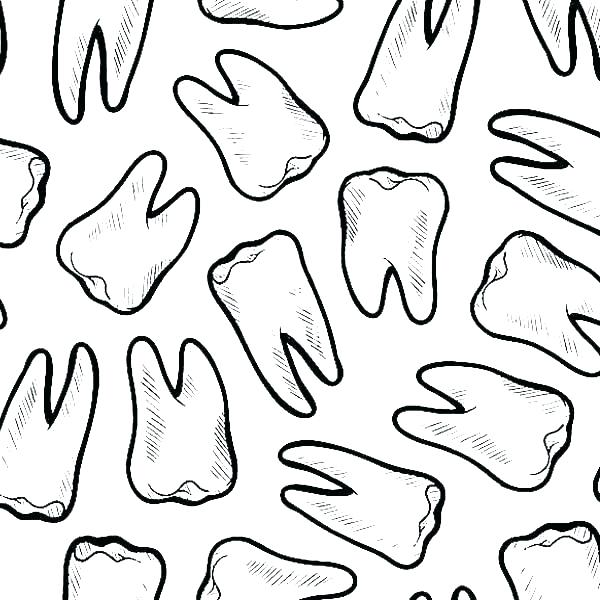 600x600 Dentist Office Coloring Pages Dental Coloring Books And Dental