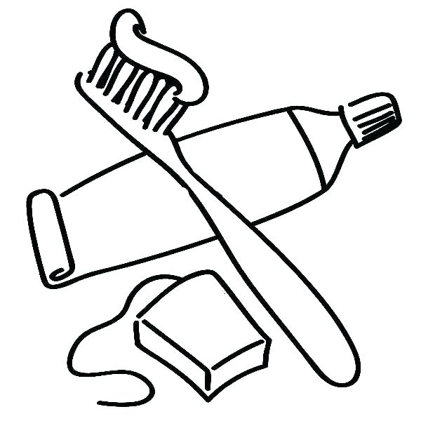 Dental Health Coloring Pages at GetDrawings.com | Free for personal ...