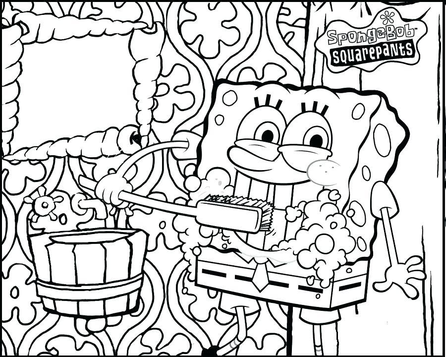 900x720 Dental Coloring Books