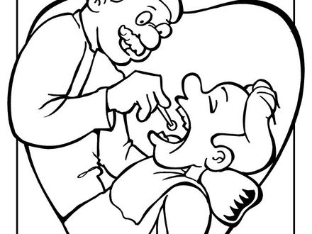 440x330 Hygiene Coloring Pages, Bad Hygiene Habits Coloring Pages