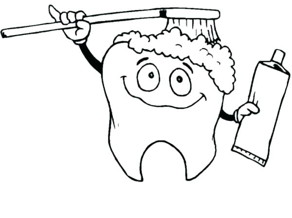 600x449 Dentist Coloring Page Dentist Coloring Page Dental Coloring Pages
