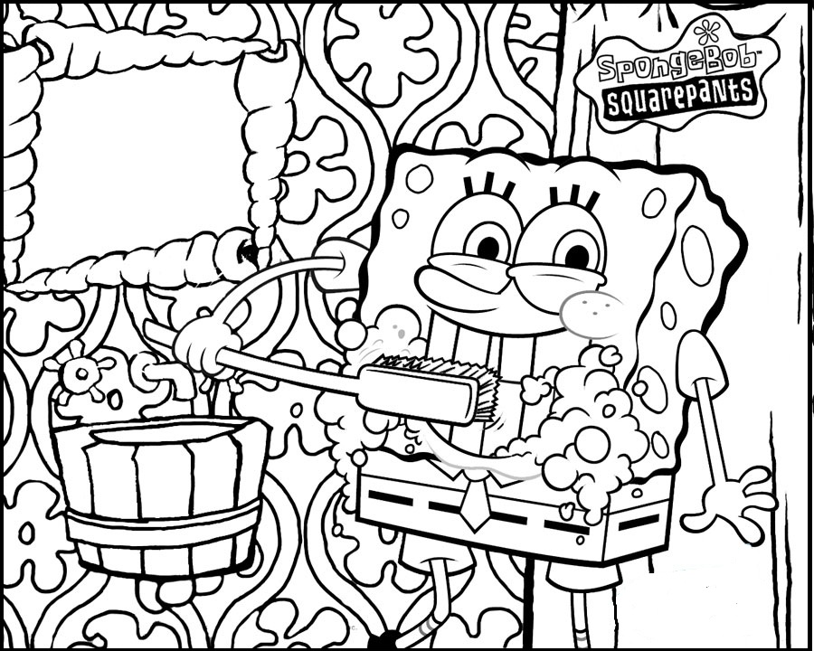 Dental Hygiene Coloring Pages at GetDrawings.com | Free for ...