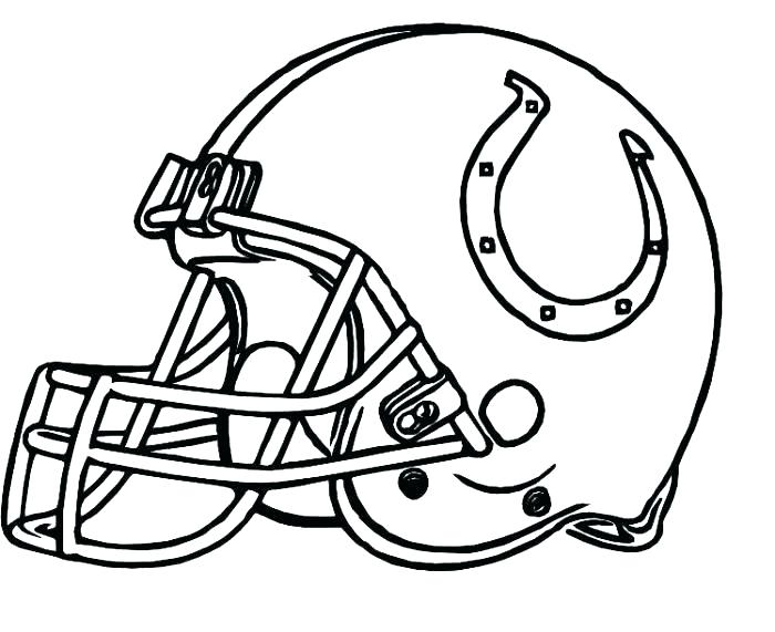 700x571 Denver Broncos Coloring Page Football Helmet Coloring Pages