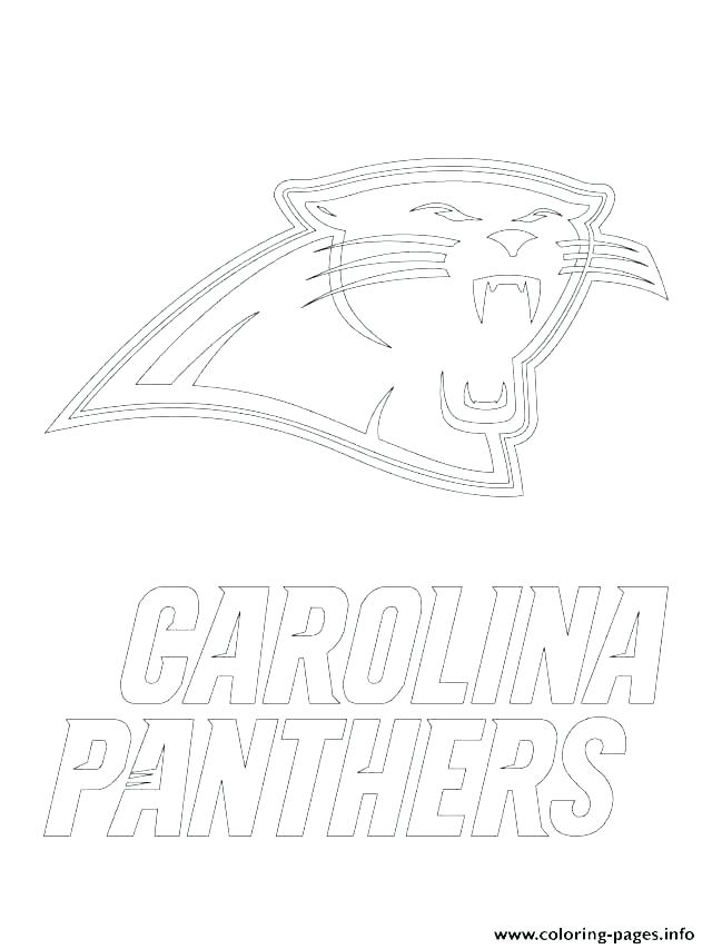 Denver Broncos Coloring Pages At Getdrawings Free Download