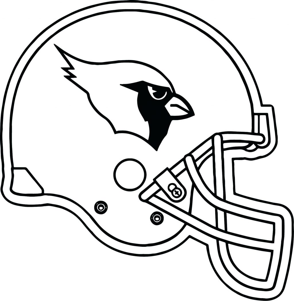 1024x1049 Coloring Pages Broncos Coloring Pages Helmet Page With On Logo